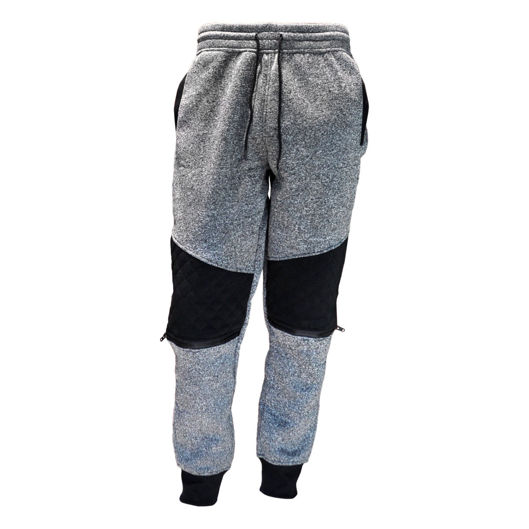 MEN'S RP COLOR BLOCK FLEECE JOGGER PANT