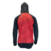 MEN'S PAINT SPLATTER LS HOODY
