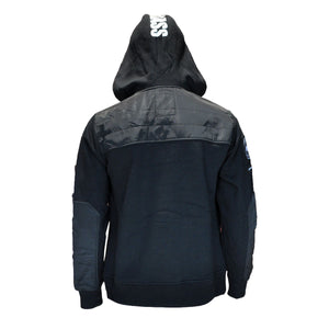 MEN'S UTILITY ANORAK FLEECE HOODY