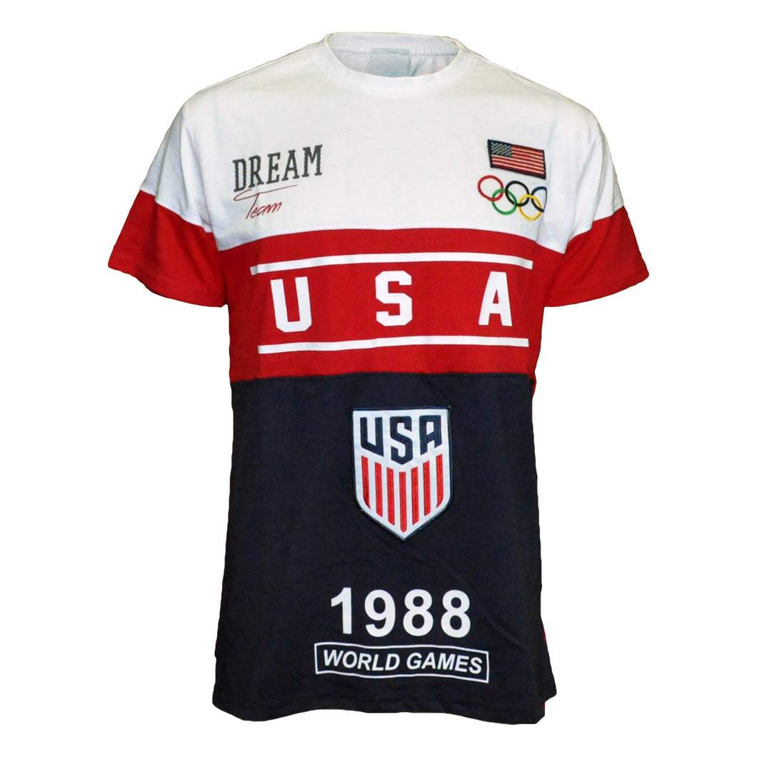 MEN'S USA DREAM TEE
