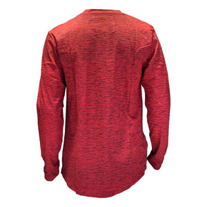 MEN'S COLOR BLOCK LS TOP