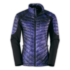 WOMEN'S TNF MOMENTUM THERMOBALL HYBRID JACKET