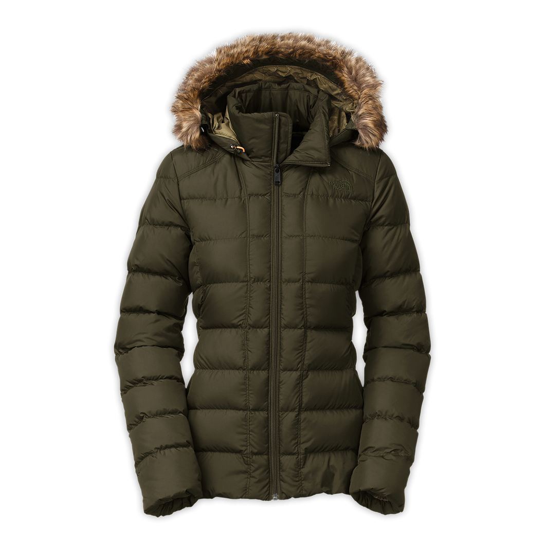 WOMEN'S TNF GOTHAM DOWN JACKET