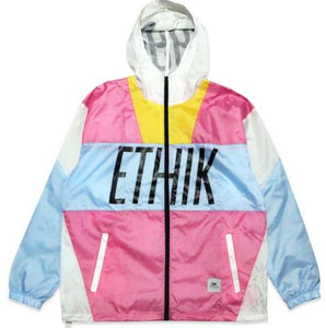 MEN'S ETHIK TRAINING CAMP WINDBREAKER 'PASTEL'