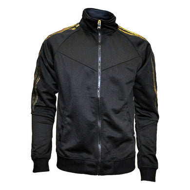 MEN'S INTERLOCK TRACK JACKET