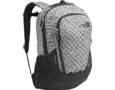 TNF VAULT CHAIN-LINK PRINT BACKPACK