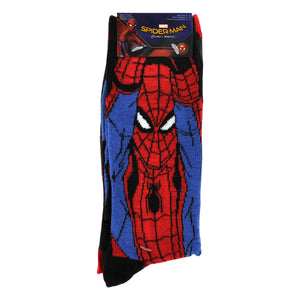 MEN'S SPIDERMAN 2-PK SOCK