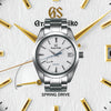 "the iconic grand seiko ""snowflake"""