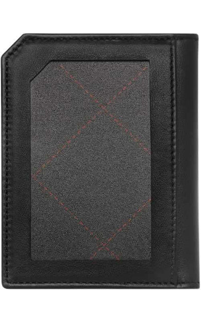 Montblanc Urban Racing Spirit Business Card Holder 4cc with view (118720) | Bandiera Jewellers Toronto