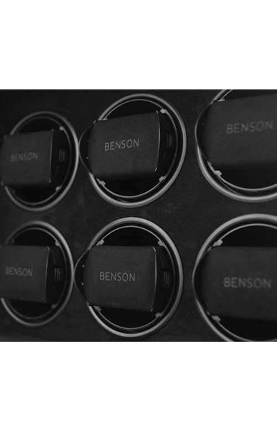 Benson WatchWinders Black Series Limited Edition – 6 Rotors 6.16.LE.B