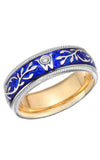 Wellendorff Forget Me Not Ring (606670-61007WG)