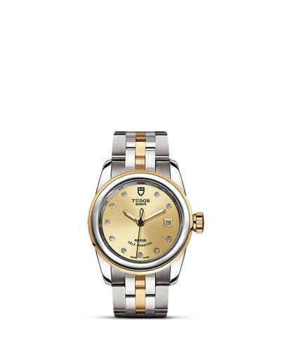Tudor Glamour Date M51003-0003 Bandiera Jewellers Vaughan
