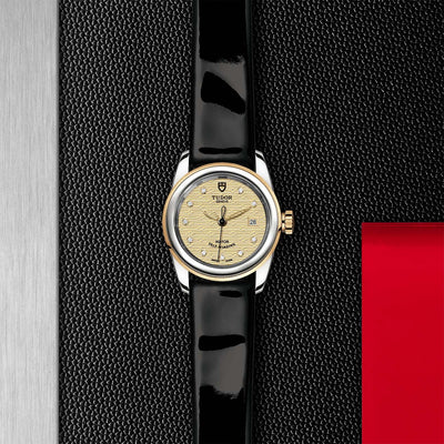 Tudor Glamour Date M51003-0021 Bandiera Jewellers Vaughan