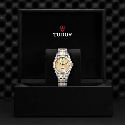 Tudor Glamour Date M53003-0006 Bandiera Jewellers Vaughan