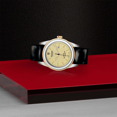 Tudor Glamour Date M53003-0027 Bandiera Jewellers Vaughan