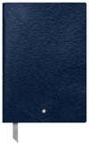 Montblanc Fine Stationery Notebook #146 Indigo, lined MB113593