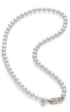 Mikimoto Strand Necklace Akoya Pearl White 7.5x7mm A U75116W