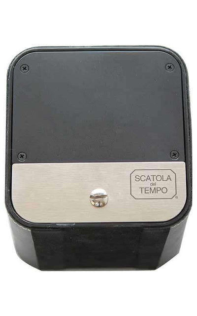 Scatola Del Tempo Single Rotor Watch Winder (BE1 Leather) | Bandiera