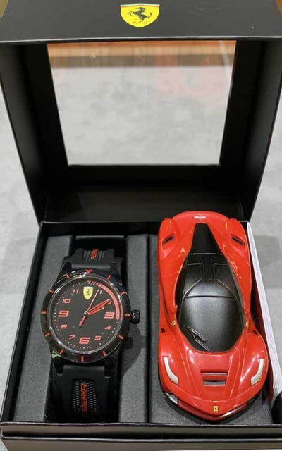 Scuderia Ferrari 35mm Quartz Watch (0870036) | Bandiera Jewellers Toronto