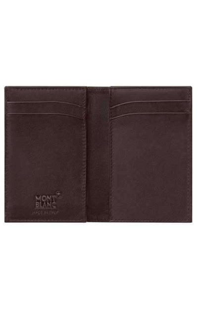 Montblanc Meisterstuck Soft Grain Business Card Holder (114474)