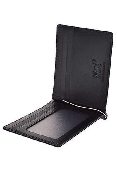 Montblanc Meisterstuck Soft Grain Wallet with Money Clip Large (114460)