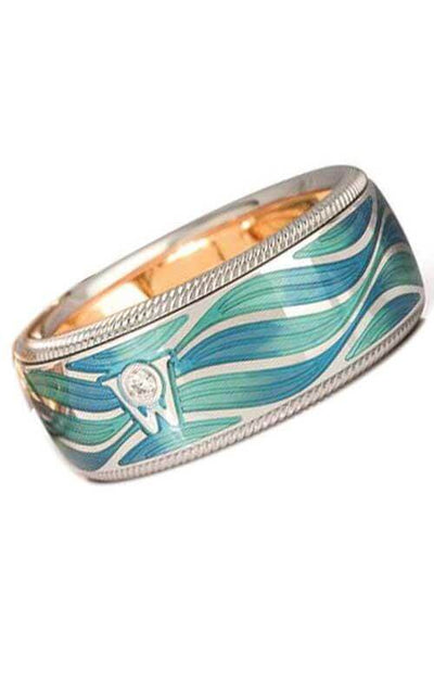 Wellendorff Magic Waves Ring (607154) | Bandiera Jewellers Toronto