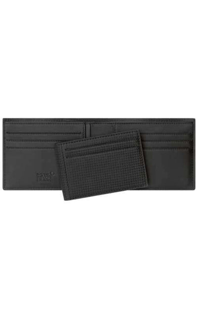 Montblanc Extreme Wallet Black Leather (114637)