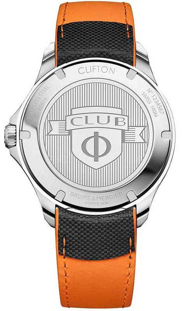 Baume & Mercier Clifton Club Watch (10337)