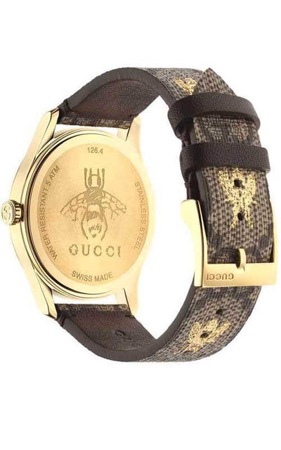 Gucci G-Timeless Ladies Watch (YA1264068) | Bandiera Jewellers Toronto