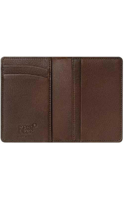 Montblanc Meisterstück Sfumato Business Card Holder (118361)  Bandiera Jewellers Toronto