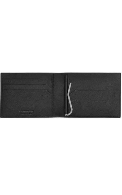 Montblanc Sartorial Wallet 4cc with Money Clip (113221) Bandiera Jewellers Toronto