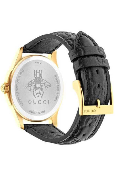 Gucci G-Timeless Signature Watch (YA1264034A)