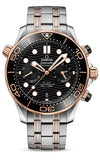 Omega Seamaster Diver 300M Master Chronometer Mens Watch (210.20.44.51.01.001)