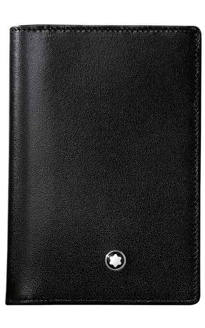 Montblanc Meisterstuck Business Card Holder with Gusset (7167) | Bandiera Jewellers Toronto