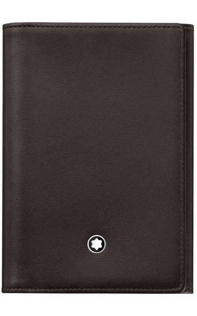 Montblanc Meisterstuck Business Card Holder Leather (114537)