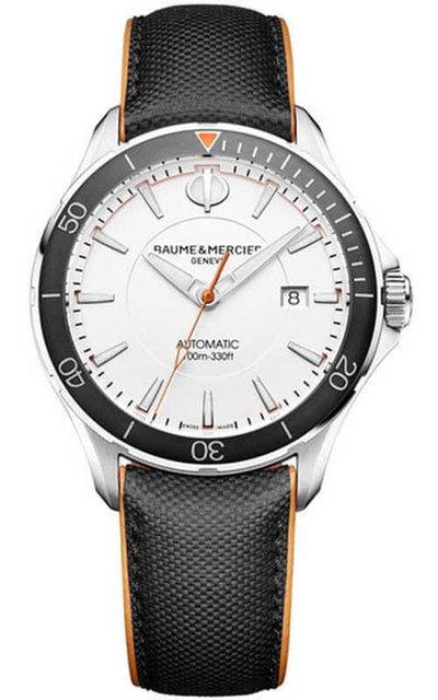 Baume & Mercier Clifton Watch Mens | Bandiera Jewellers Toronto