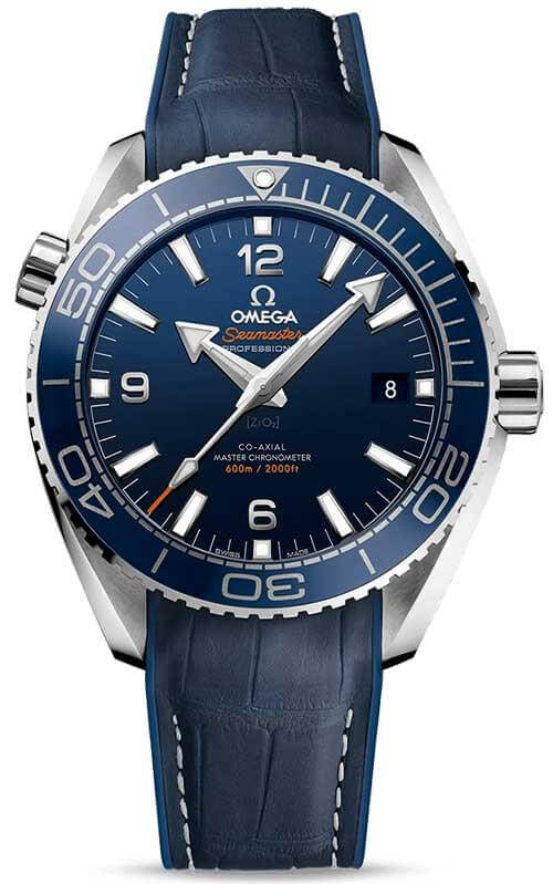 Omega Seamaster Planet Ocean Co Axial Watch