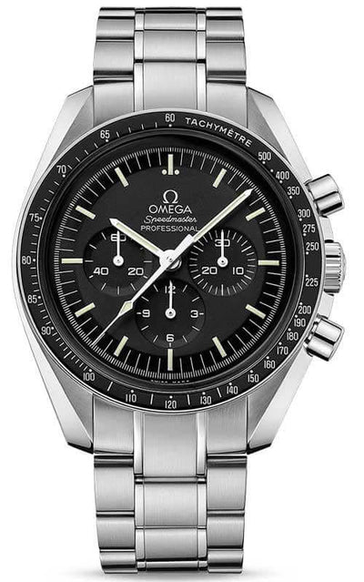 Omega Speedmaster Moonwatch Chronograph Watch | Bandiera Jewellers