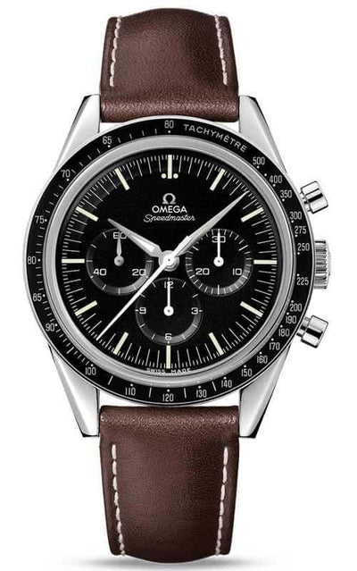 Omega Speedmaster First Moonwatch Chronograph | Bandiera Jewellers