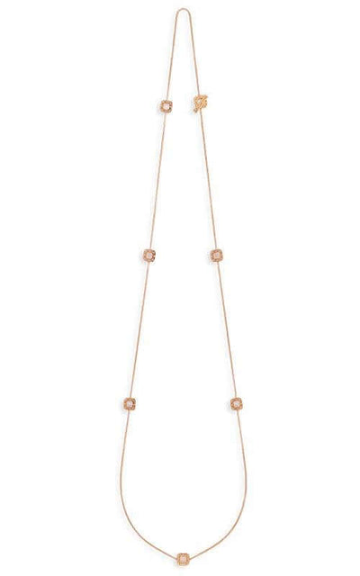 Roberto Coin Pois Moi Necklace Rose Gold Mother of Pearl 777975AX31MP