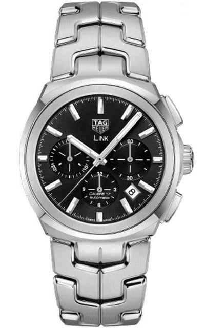 TAG Heuer Link Calibre 17 Automatic Watch (CBC2110.BA0603) Bandiera
