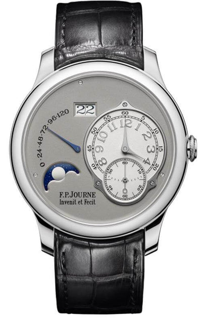 F.P. Journe Octa Moon Mens Watch LN-409100-644100 Bandiera Jewellers Toronto