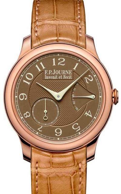 F.P. Journe Sovereign Chronometer Havana Mens Watch