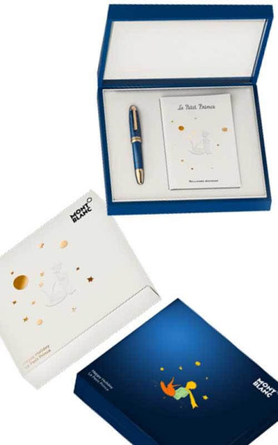 Montblanc Meisterstuck Le Petit Prince Happy holiday Set (118837) Bandiera Jewellers Toronto