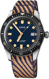 Oris Divers Sixty-Five 2018 Mens Watch (01 733 7720 4035-07 5 21 13)  | Bandiera Jewellers Toronto