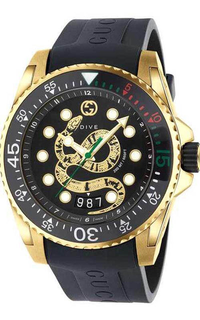Gucci Dive Mens Watch (YA136219) | Bandiera Jewellers Toronto