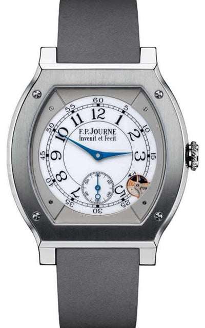 F.P. Journe Elegant 40mm Titanium with Inserts and 2 Rows of Diamonds Ladies Watch | Bandiera Jewellers Toronto