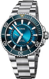 Oris Aquis Great Barrier Reef Limited Edition Mens Watch (01 743 7734 4185-SET)