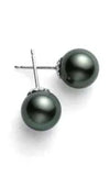 Mikimoto Earrings 18k White Gold PES802BW