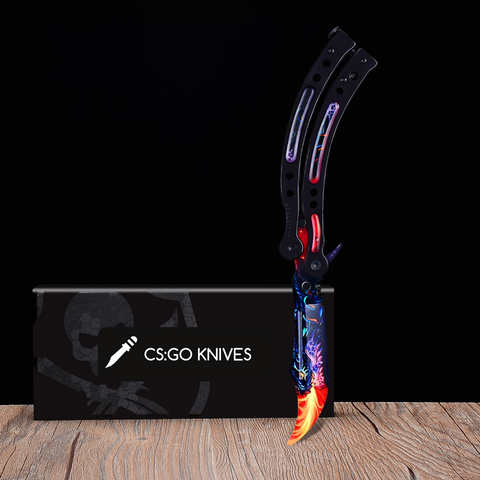 Dragon Fire | Trainer Knife (Limited Edition)